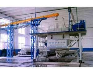 SCQ120大型石膏速成墙生产设备
