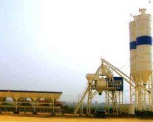 HZS75混凝土拌和站